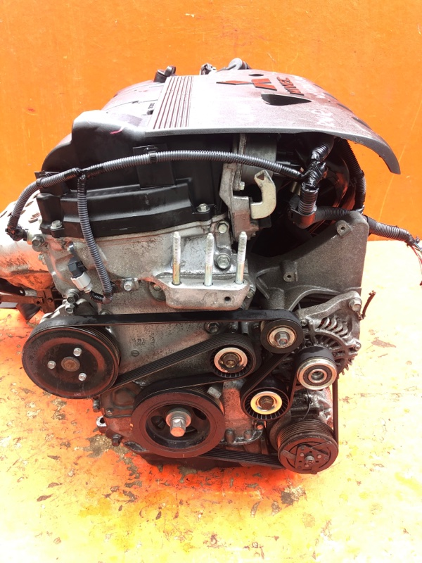 Двигатель Mitsubishi Rvr GA4W 4J10 JD3187