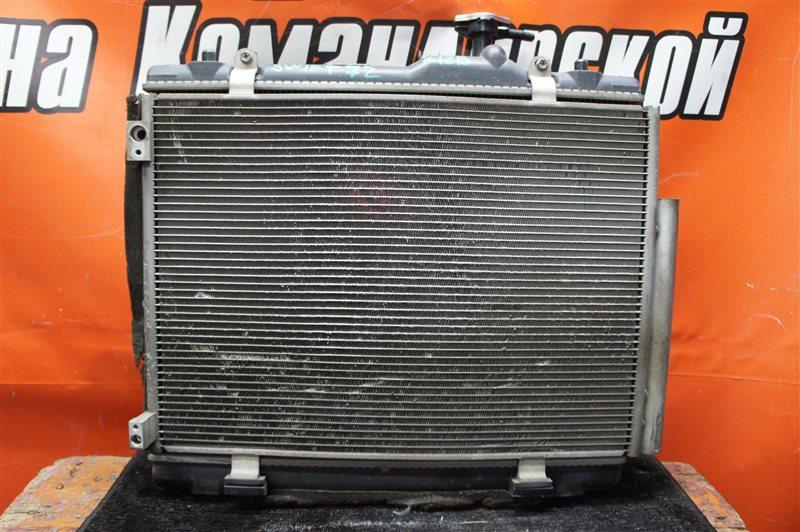 Радиатор Suzuki Swift ZC72S K12B