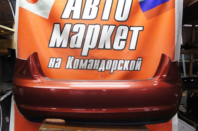 Бампер Audi A3 8PA BSE 2012 задний
