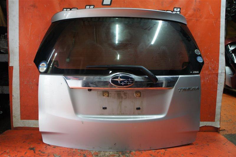 Дверь 5-я Subaru Trezia NCP120 задняя
