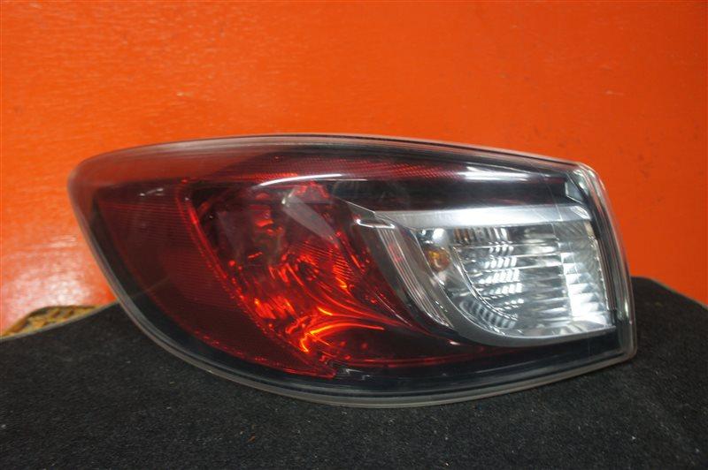 Стоп Mazda Axela BL6FJ задний левый