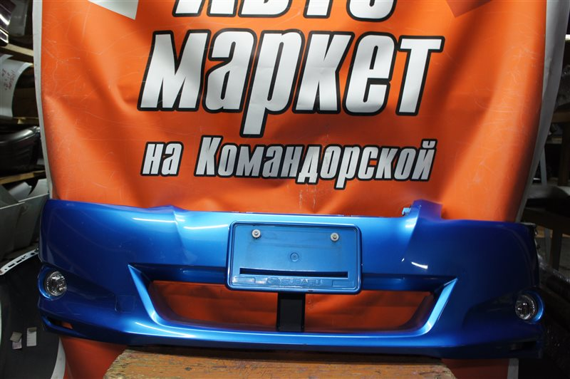 Бампер Subaru Exiga YA4 передний