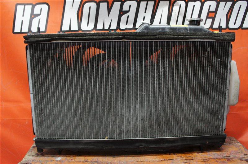 Радиатор Subaru Impreza GP3 FB16