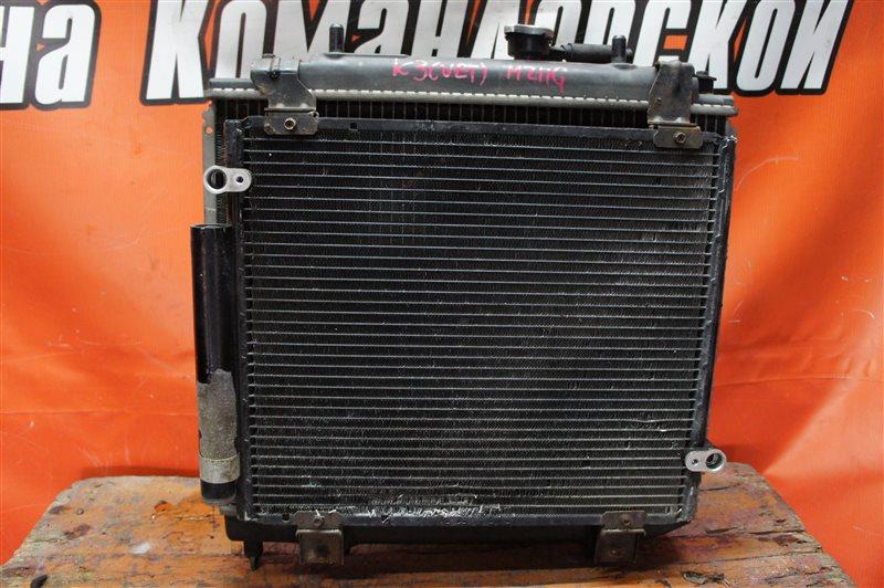 Радиатор Daihatsu Yr-V M211G K3-VET