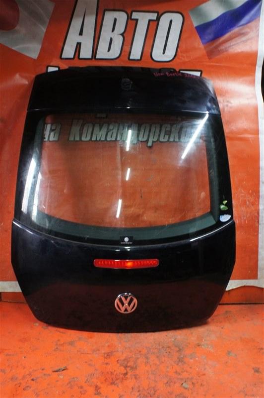 Дверь 5-я Volkswagen Beetle 5C1 2012 задняя