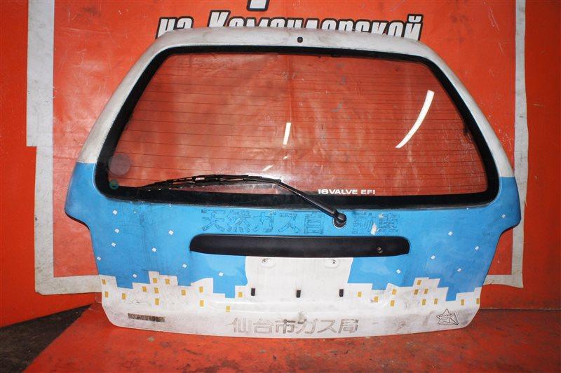 Дверь 5-я Toyota Corolla AE100 задняя
