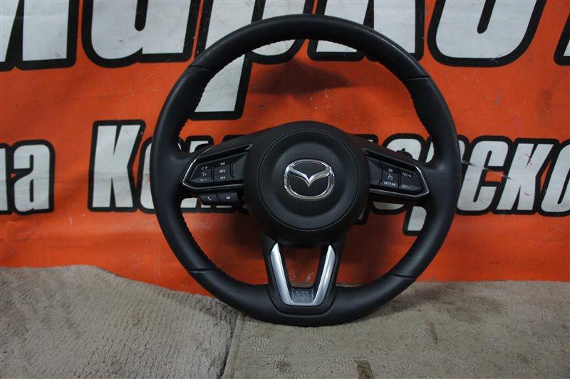 Руль Mazda Axela BM5FS