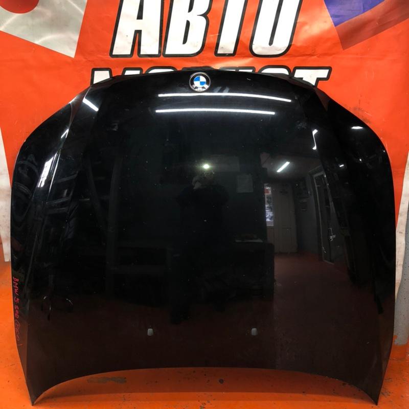 Капот Bmw 5 Series E60 передний