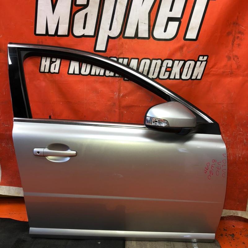 Дверь Volvo V70 BW60 2009 передняя правая