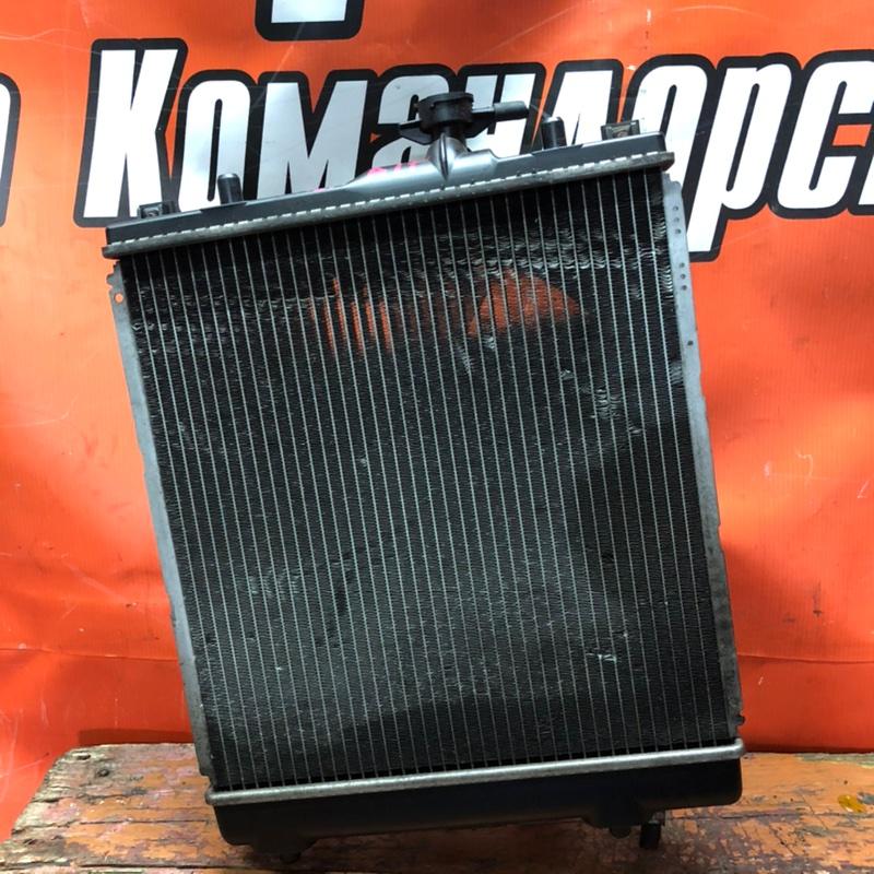 Радиатор Suzuki Swift HT51S M13A