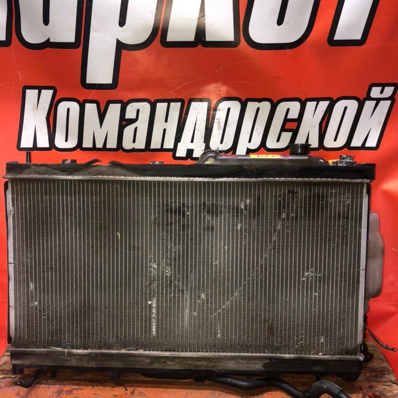 Радиатор Subaru Legacy BRM FB25