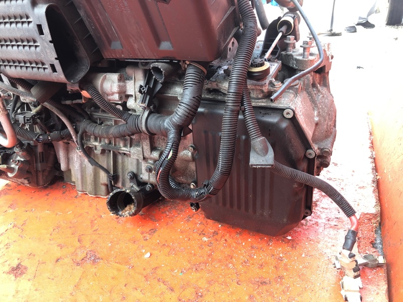 Автомат Volvo V70 BW60 B5254T10 2009