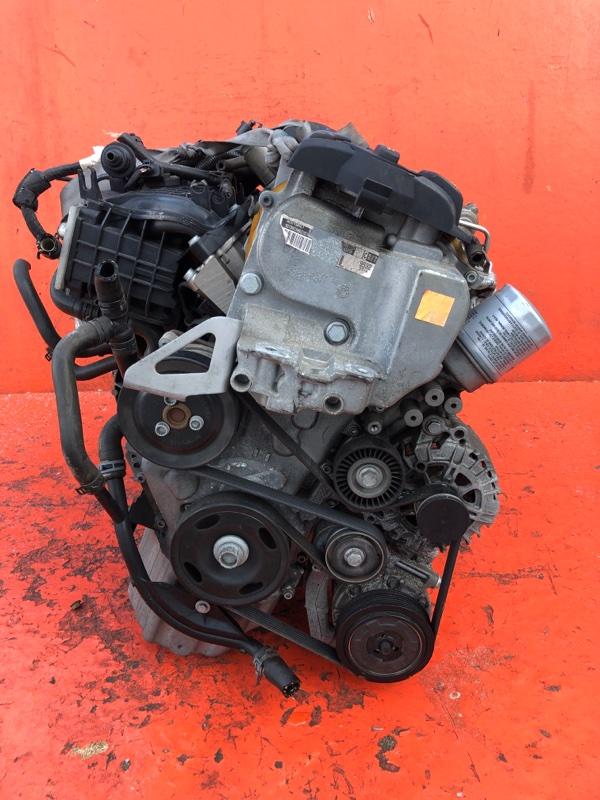 Двигатель Volkswagen Golf 5K1 CAX 756322