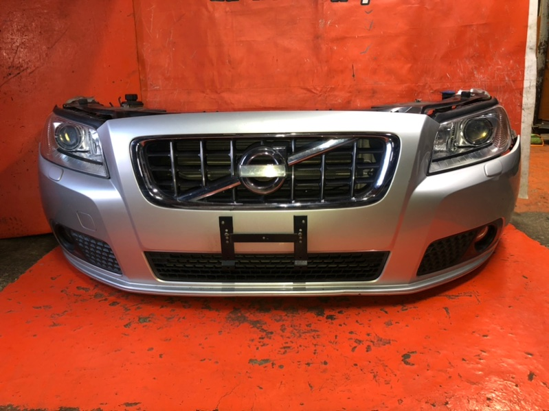 Nose cut Volvo V70 BW60 B5254T10 2009 передний