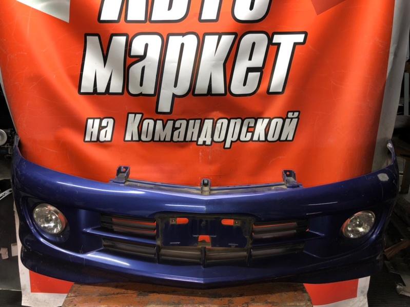 Бампер Daihatsu Yr-V M201G передний