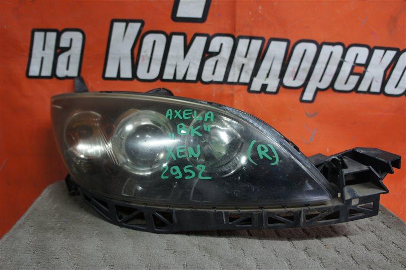 Фара Mazda Axela BK5P передняя правая