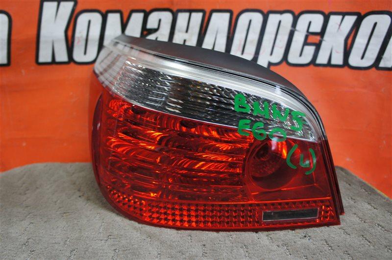 Стоп Bmw 5 Series E60 задний левый