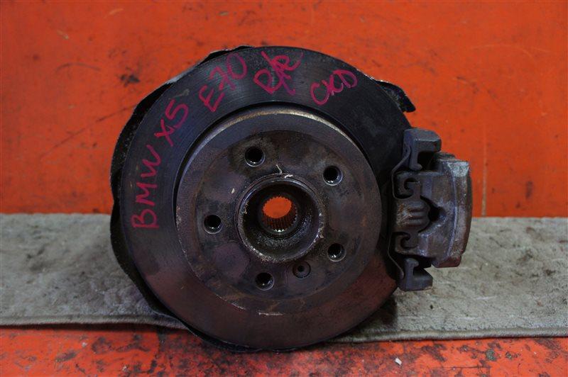 Ступица Bmw X5 E70 N52B30A задняя правая