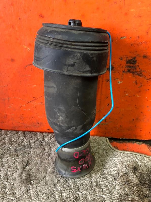 Подушка подвески пневматическая Bmw X5 E70 N52B30A задняя левая