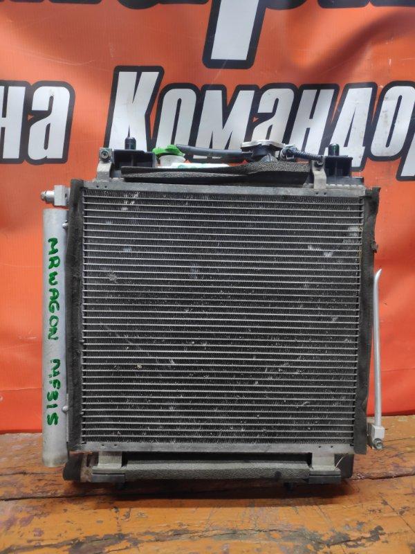Радиатор Suzuki Mr Wagon FF33S R06A