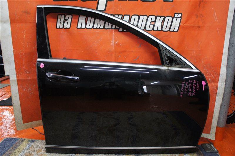 Дверь Mercedes-Benz S-Class W221 273.961 передняя правая