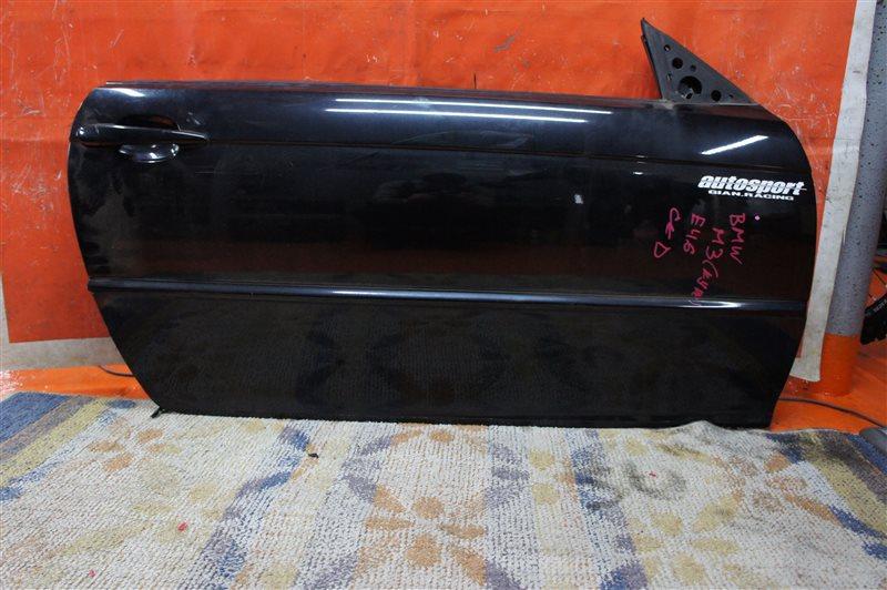 Дверь Bmw M3 E46 2005 передняя правая