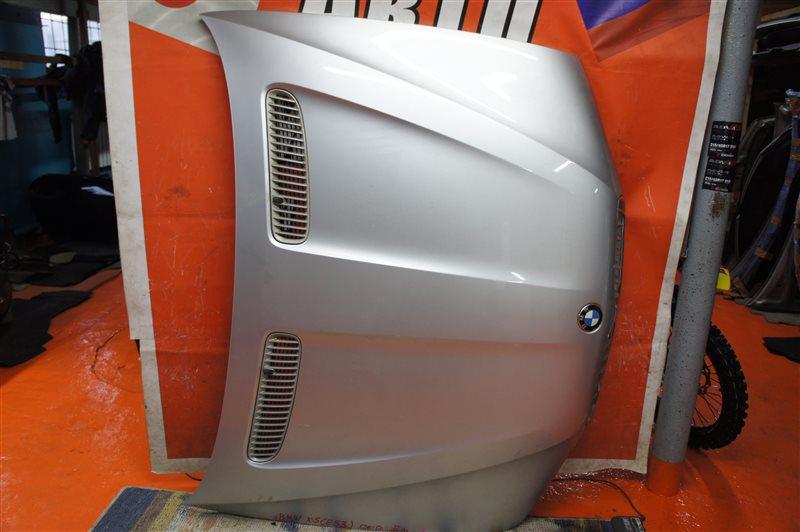 Капот Bmw X5 E53 2006 передний
