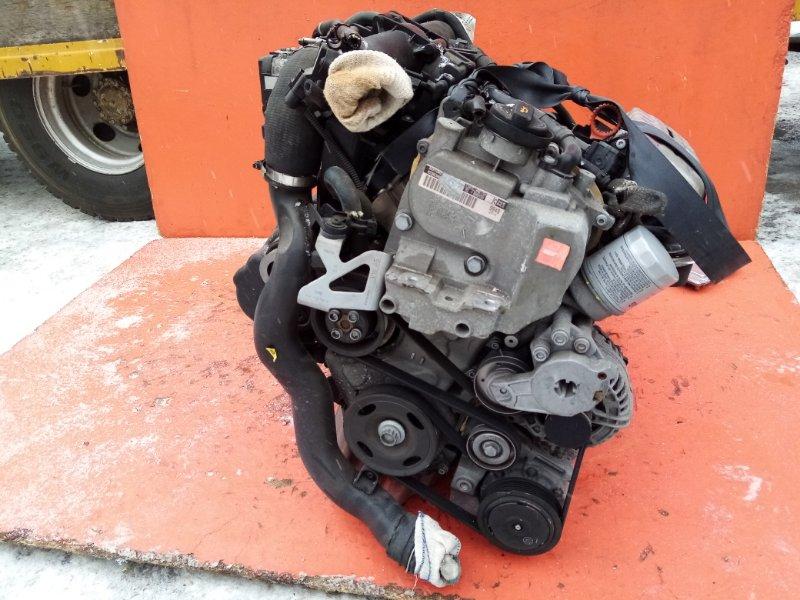 Двигатель Volkswagen Golf 5K1 CAVA 018751