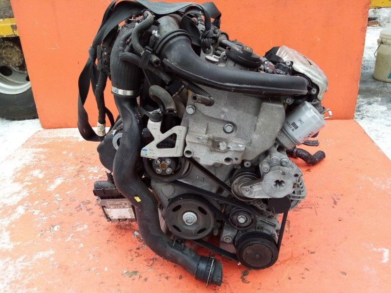Двигатель Volkswagen Golf 5K1 CAVD 011932