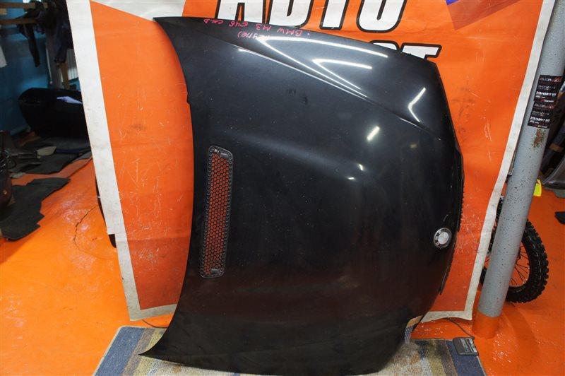 Капот Bmw M3 E46 передний