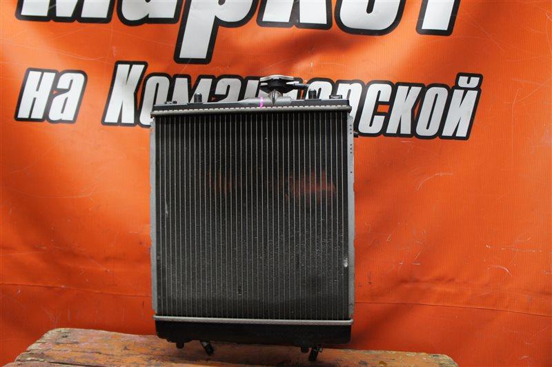 Радиатор Suzuki Chevrolet Cruze HR52S M13A