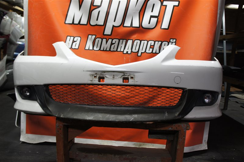 Бампер Mazda Atenza GY3W передний