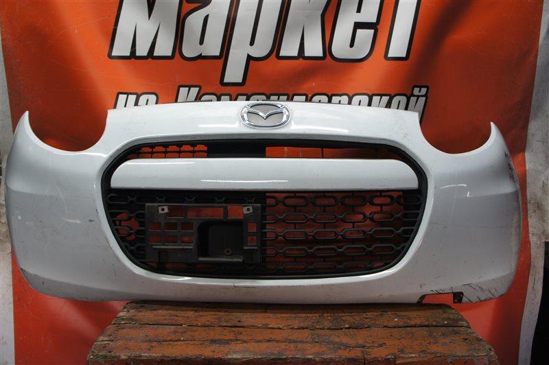 Бампер Mazda Carol HB32S передний