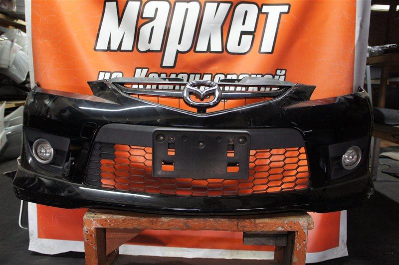 Бампер Mazda Premacy CREW передний