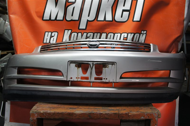 Бампер Nissan Skyline V35 передний