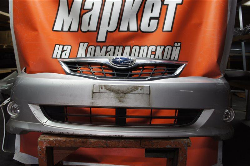 Бампер Subaru Impreza GE3 передний