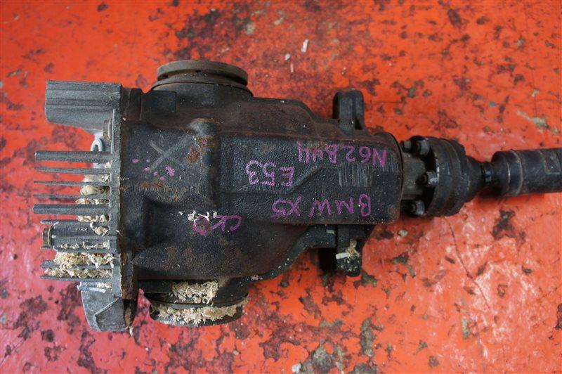 Редуктор Bmw X5 E53 N62B44 2006 задний