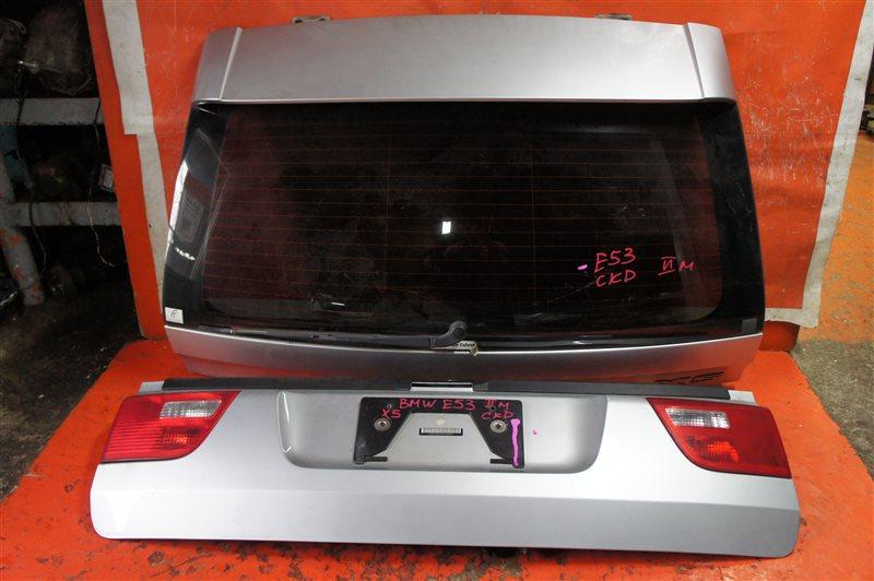 Дверь 5-я Bmw X5 E53 2006 задняя