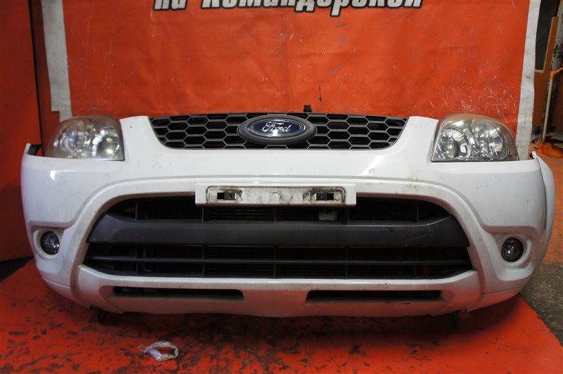 Nose cut Mazda Ford Escape LFACT L3 2010 передний