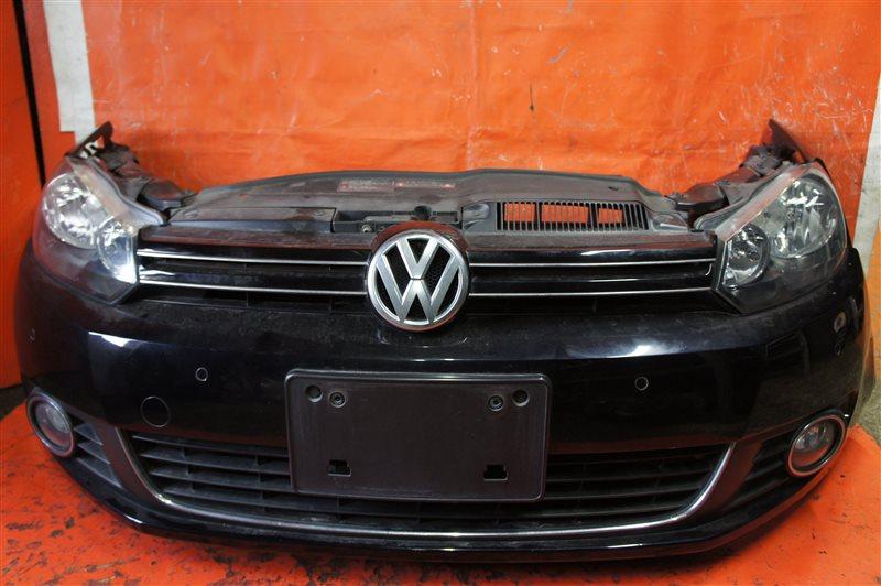 Nose cut Volkswagen Golf 5K1 CAV передний