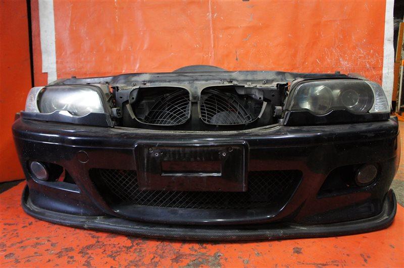 Nose cut Bmw M3 E46 M54B30 2005 передний