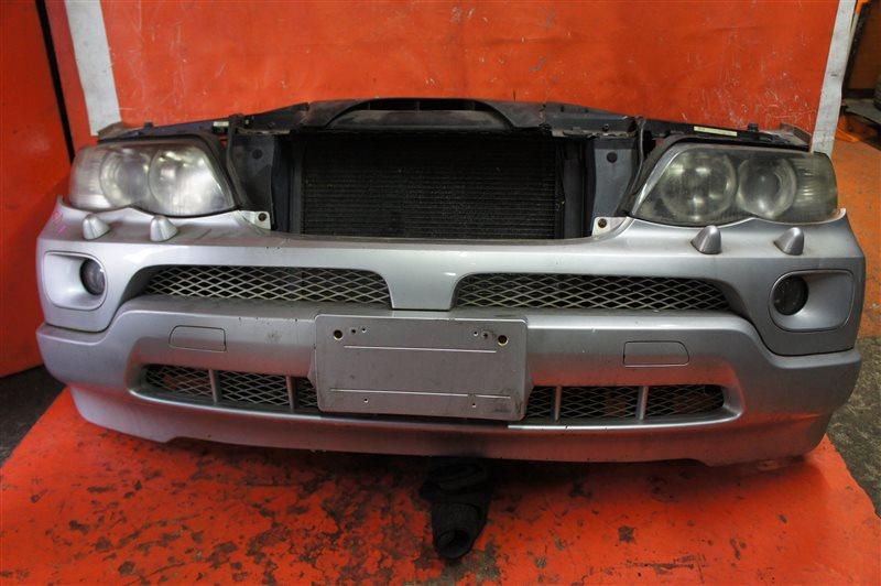 Nose cut Bmw X5 E53 N62B44 2006 передний