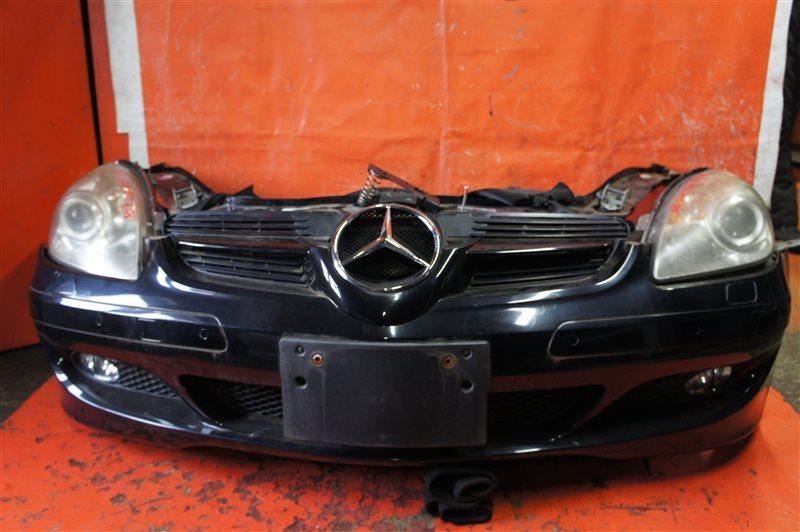 Nose cut Mercedes-Benz Slk-Class R171 272.963 2005 передний