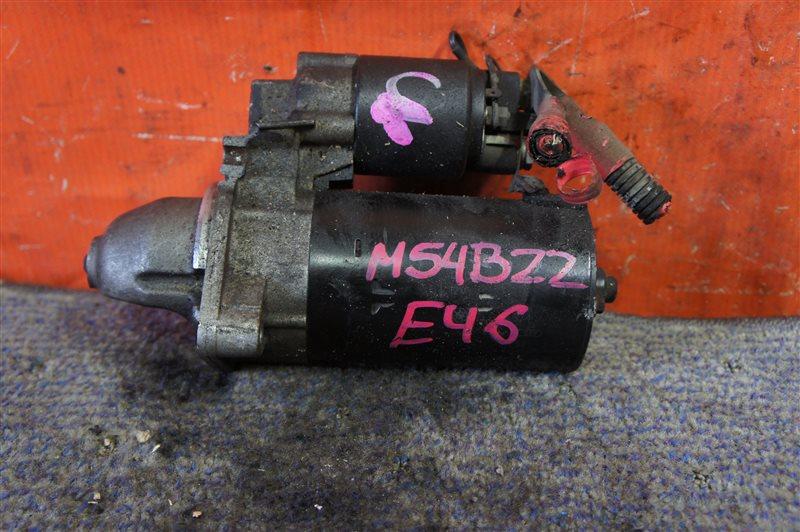 Стартер Bmw 3 Series E46 M54B22