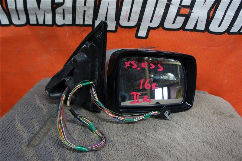 Зеркало Bmw X5 E53 2006 переднее правое