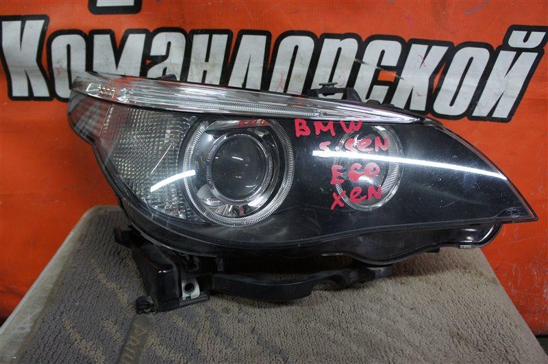 Фара Bmw 5 Series E60 передняя правая