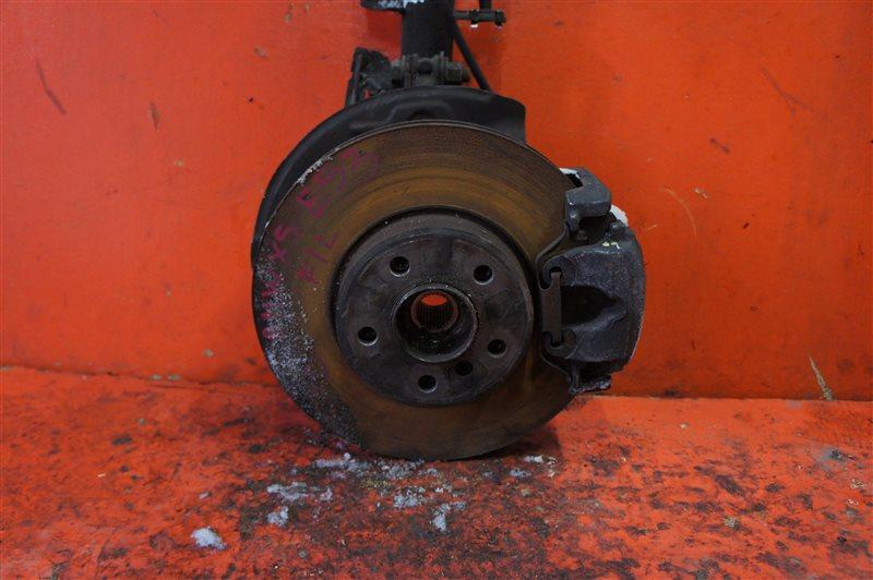 Ступица Bmw X5 E53 N62B44 2006 передняя левая