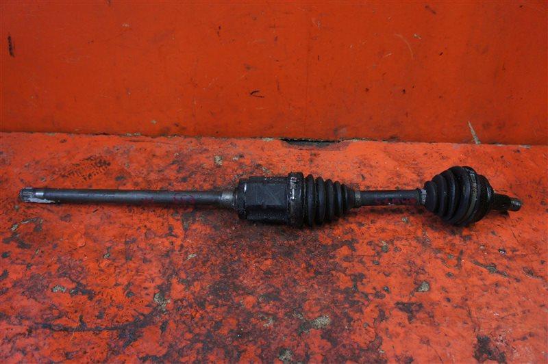 Привод Bmw X5 E53 N62B44 2006 передний правый