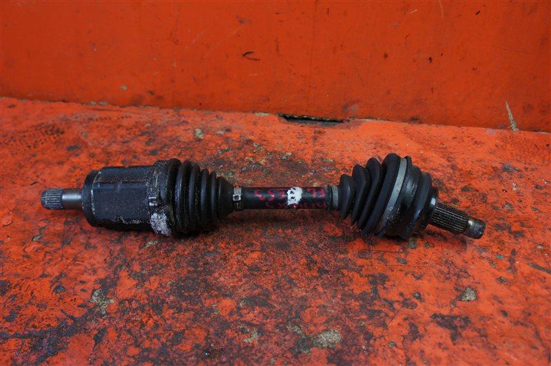 Привод Bmw X5 E53 N62B44 2006 передний левый