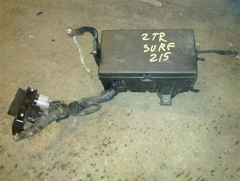 Коробка предохранителей Toyota Surf TRN215 2TR